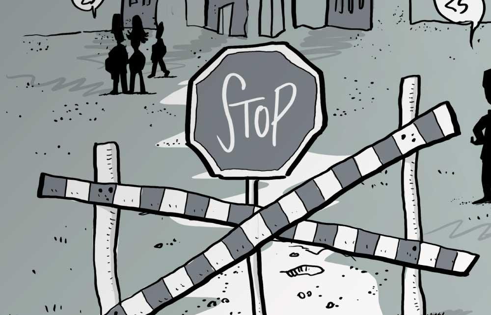Ein Change-Prozess im Bild: wie ein Cartoon hilft an der Einstellung zuarbeiten