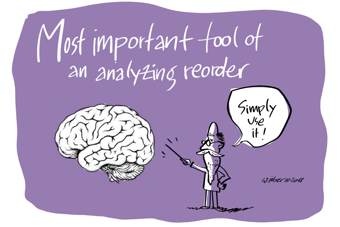 Most-important-tool-of-an-analyzing-recordder